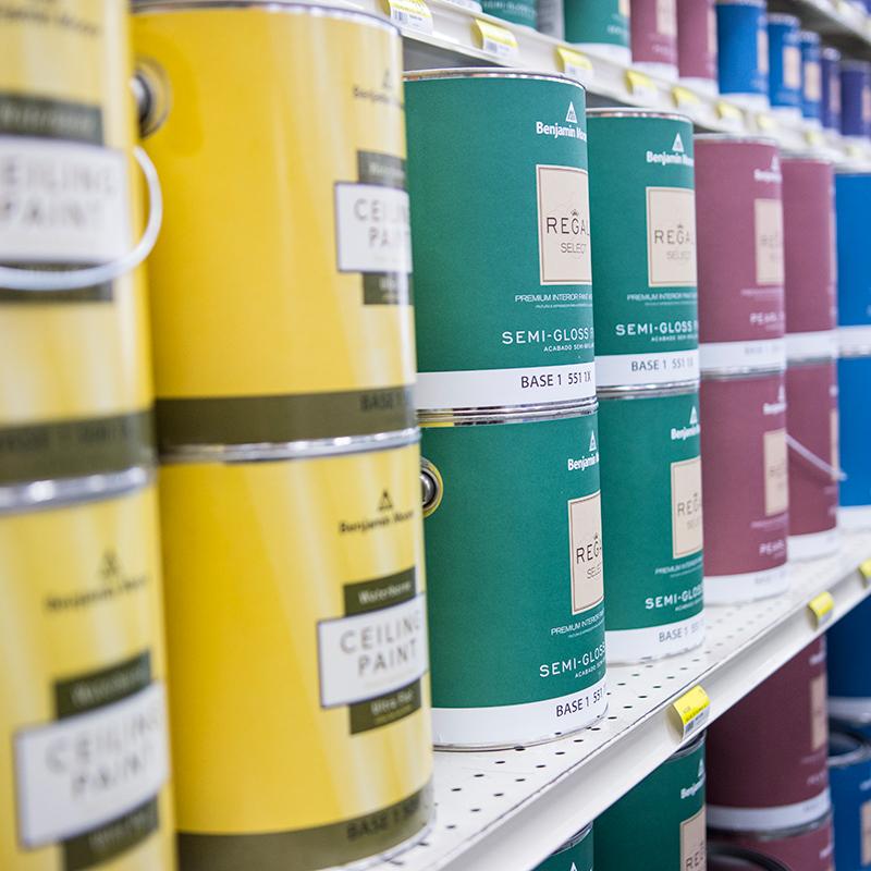 Tiverton Paint Center