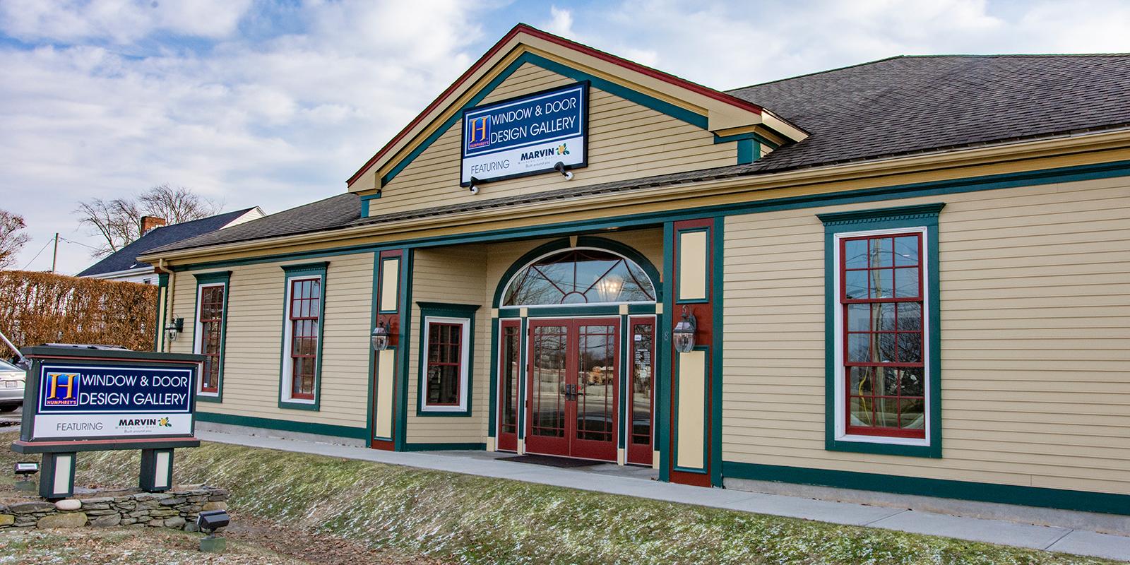 Humphrey's Window and Door Design Gallery
