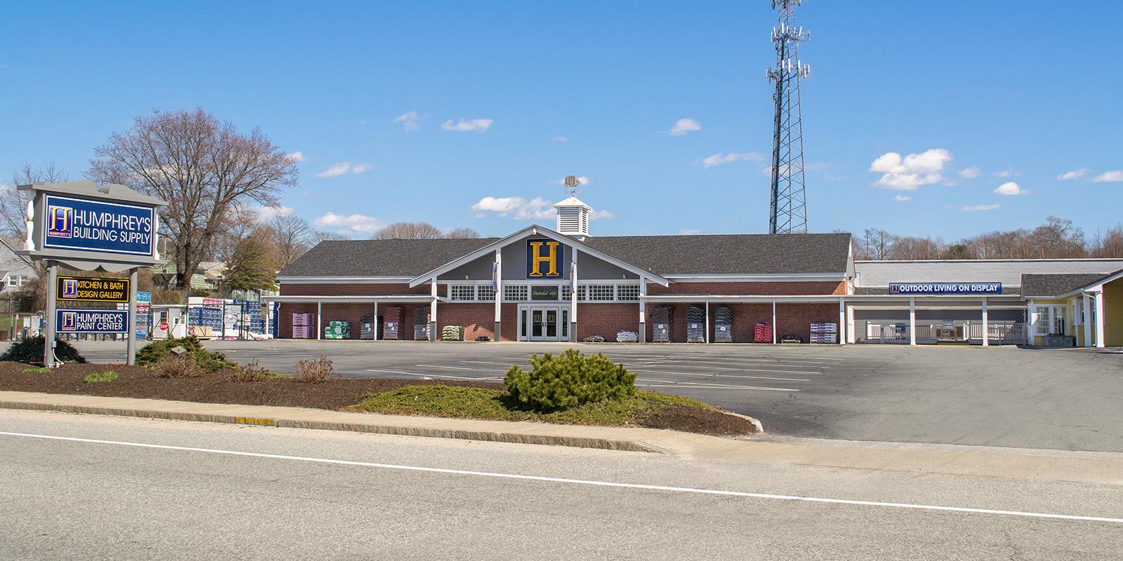 Humphrey's Paint Center - Tiverton