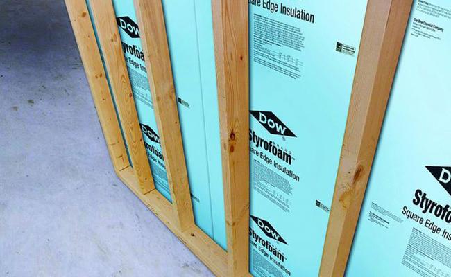 Dow Styrofoam Insulation