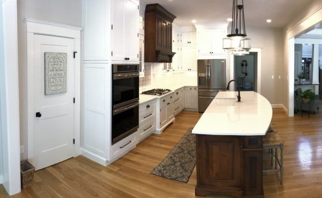 Seekonk Kitchen / New Construction / 2020