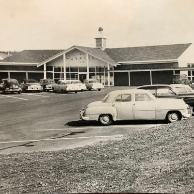 1957 (Location #2- Main Rd)