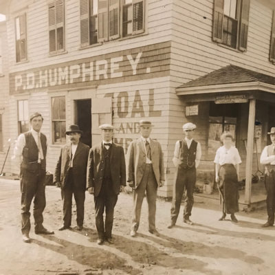 1905 (Original Location- Riverside Drive)