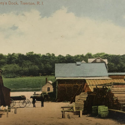 1899 (Original Location- Riverside Drive)