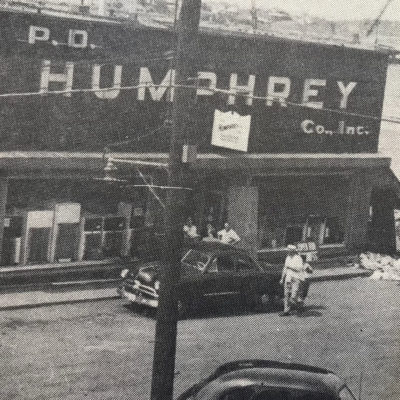 1949 (Original Location- Riverside Drive)