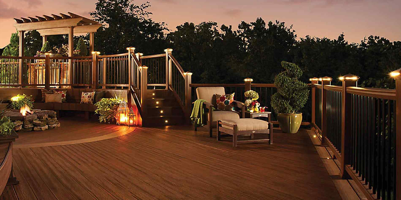 Trex Deck Lighting