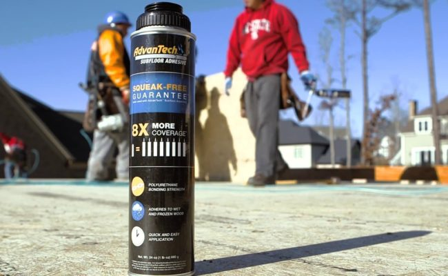 AdvanTech Subfloor Adhesive